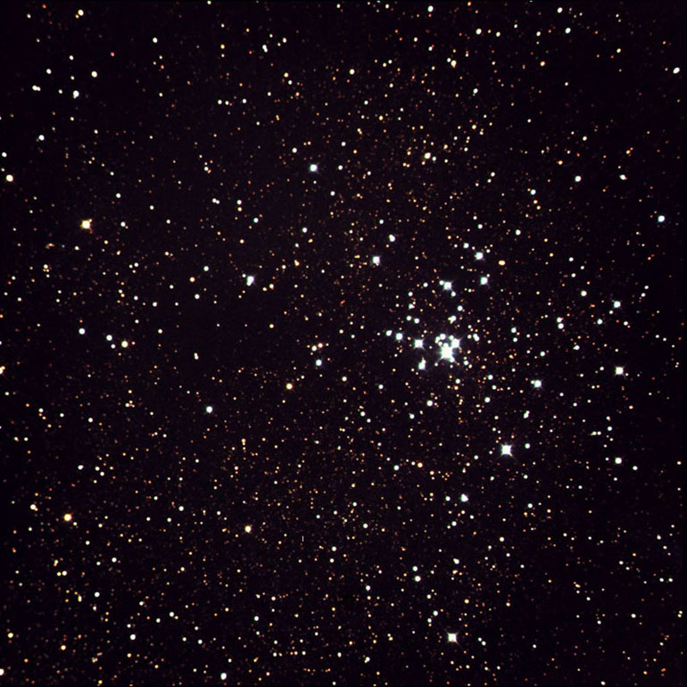Open Cluster M21