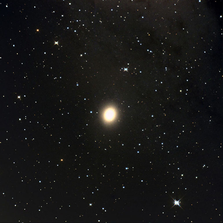 M32 - Dwarf Elliptical Galaxy, Companion to M31