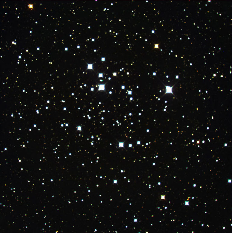 Open Cluster M47