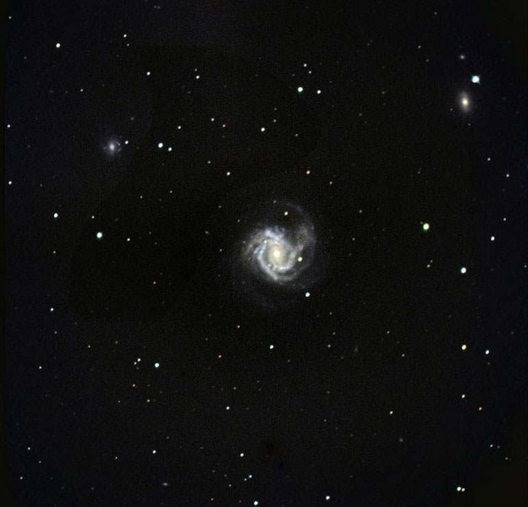 M61 - Swelling Spiral