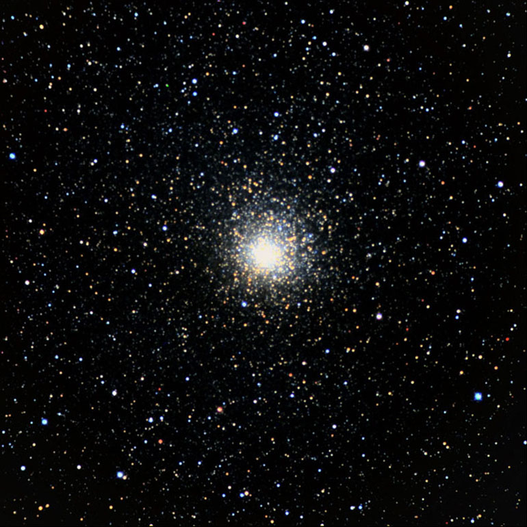 M62 - Flickering Globular