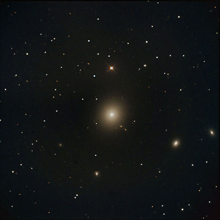 Elliptical Galaxy M87