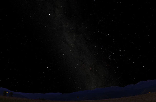 Back to Top | Back to Observing-The Night Sky | Image Credit: Starry ...