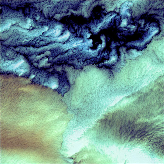 Aleutian Clouds