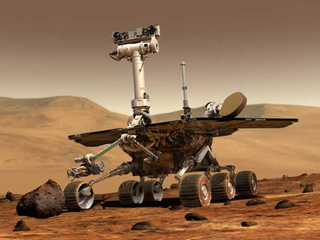 Missions to Mars - Spirit and Opportunity