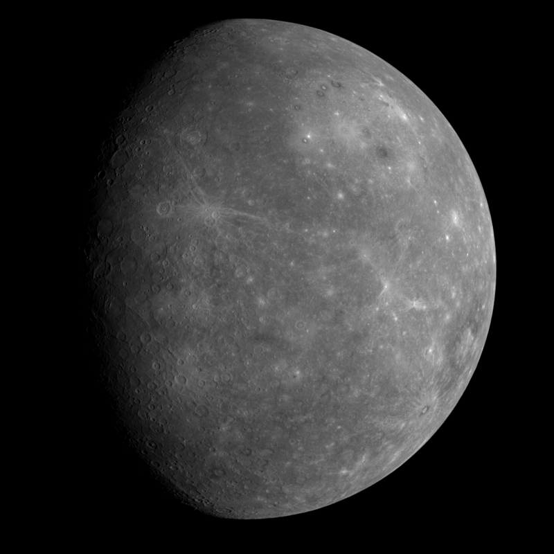 A Previous Unseen Side of Mercury