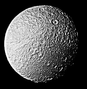 tethys moon of saturn death star pics about space